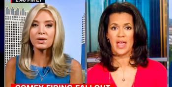 Kayleigh McEnany Claims 'No Proof' Trump Fired Comey Over Russia