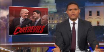 Trevor Noah: Republicans Act Like Yesterday's Repeal Vote Was A Game