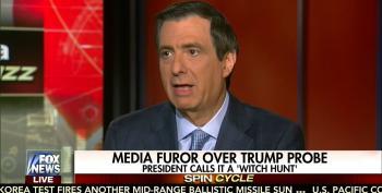 Fox's Howard Kurtz Questions 'Motivations' Of FBI Director Comey