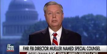Shameless Lindsey Graham Wants To 'Move On' From Russiagate By Investigating Clinton Emails