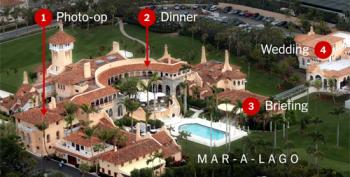 Trump Loses; DHS Will Release Mar-A-Lago Visitor Log To Watchdog Group