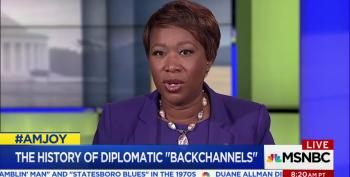 Joy Reid Takes Apart Lying WSJ Columnist Excusing Kushner