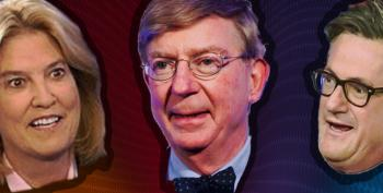 MSNBC Opens Its Arms To George Will, Yet Another Fox Refugee