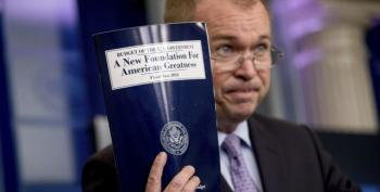Mick Mulvaney Hopes Fewer People Get Social Security Disability Benefits