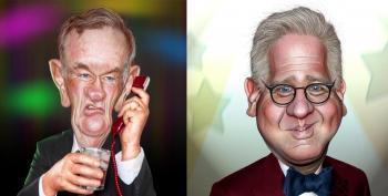 Bill O'Reilly Has A New Gig On Glenn Beck's Radio Show
