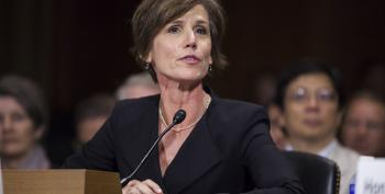 WATCH: Sally Yates Testifies Before Judiciary Sub-Committee