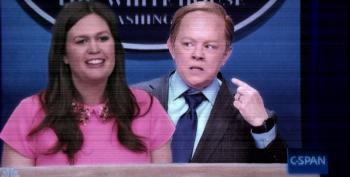 Sarah Huckabee Sanders White House Briefing  May 10, 2017