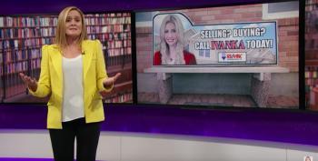 Samantha Bee Trolls Ivanka (And Her New Book)