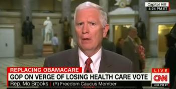 GOP Rep. Says Those With Pre-Existing Conditions Don't Live Right