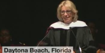Betsy DeVos Booed By Bethune-Cookman Grads
