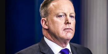 Why I'm Actually Feeling A Little Sad For Sean Spicer