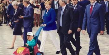 Open Thread - Man Baby President Once Again