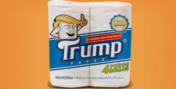 "Mexican Lawyer Markets ""Trump"" Toilet Paper"