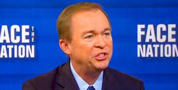 Mulvaney: It's Going To Take A 'Good Shutdown' To 'Fix' Government And 'Drain The Swamp'