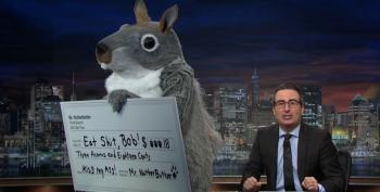 John Oliver Sued For Defamation By Coal Baron - Just As He Predicted