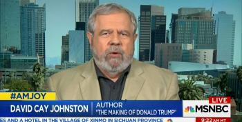 David Cay Johnston Fires Back At Trumpcare Apologist Avik Roy
