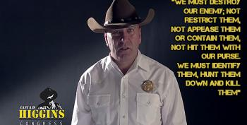 Rep. Clay Higgins (R-LA) Calls For Hunting, Killing Of Muslims