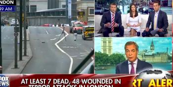 Fox's Nigel Farage Suggests Camps For 3,000 British Muslims: 'Calls For Internment Will Grow'