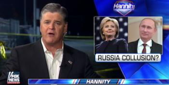 Hannity Calls Hillary 'Killary' While Broadcasting From Virginia Shooting Location