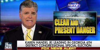 Hannity Unhinged: Dog Whistle To Violence Edition