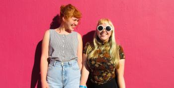 C&L's Late Nite Music Club With Girlpool