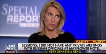 Laura Ingraham Makes Jeff Sessions' Testimony About Susan Rice