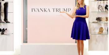 'Virtually Identical': Lawsuit Claims Ivanka Trump Stole Shoe Designs From Italian Label