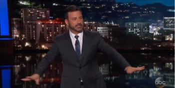 Jimmy Kimmel: 'And Then These Guys Wonder Why We Hate Them'