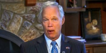 Ron Johnson: People With Pre-existing Conditions Are Like 'Somebody After They Crash Their Car'