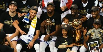 Golden State Warriors Unanimously Vote To Skip White House Visit