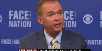 Mick Mulvaney Wants To Destroy The CBO Republicans Created