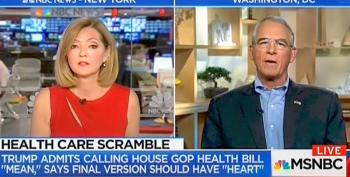 GOP Rep. Francis Rooney Slams Medicaid Patients: 'These People Don't Understand How Capitalism Works'