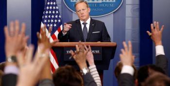 Steve Bannon Fat Shames Sean Spicer? Really?