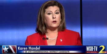 Georgia GOP Congressional Candidate: 'I Do Not Support A Livable Wage' (UPDATED)