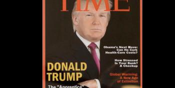 Trump Has Fake (News) Magazine Covers Hanging In His Properties!