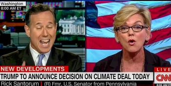 Rick Santorum Shocks CNN Panel: Solar Energy Is Not 'Reliable' Or 'Consistent'