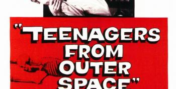 C&L's Saturday Night Sci Fi Theater:  Teenagers From Outer Space (1959)
