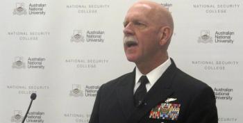 U.S. Admiral Would Nuke China Next Week, If Trump Ordered