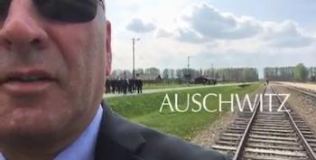 Clay Higgins Exploits The Holocaust To Stoke Fear Of The Other (Updated)