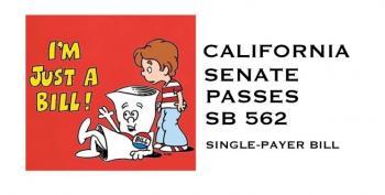 Politics And Reality Radio: David Dayen On CA's Single-Payer Debacle