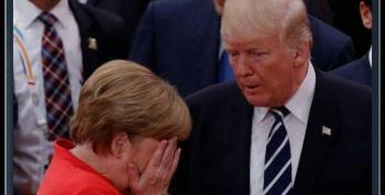 Open Thread - This Week In Angela Merkel