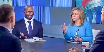 Marsha Blackburn Blames ACORN For Trump 'Voter Fraud' Panel -- And Van Jones' Reaction Is Priceless