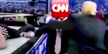 Trump's Video Promoting Violence Against CNN Came From Internet Troll Who Calls Himself 'A**hole'