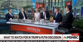 Scarborough: Russians Didn't Have Anything To Do With Trump's Win