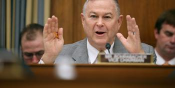 Republican Congressman Wonders Aloud About 'Civilizations On Mars'