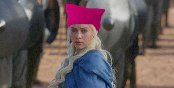 Open Thread - Game Of Thrones Does The Women's March (No Spoilers)