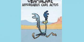 Open Thread - Roadrunner ACA Vs. Republican Senate