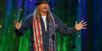 Can You Say You're 100 Percent Certain That Kid Rock Wouldn't Win A Senate Race?