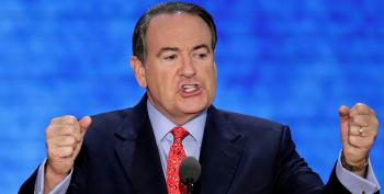 Mike Huckabee So Mad About Health Care He Could Tear Up The Constitution