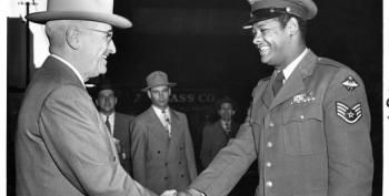 Trump's Trans Ban Is On Anniversary Of Harry Truman Desegregating US Military